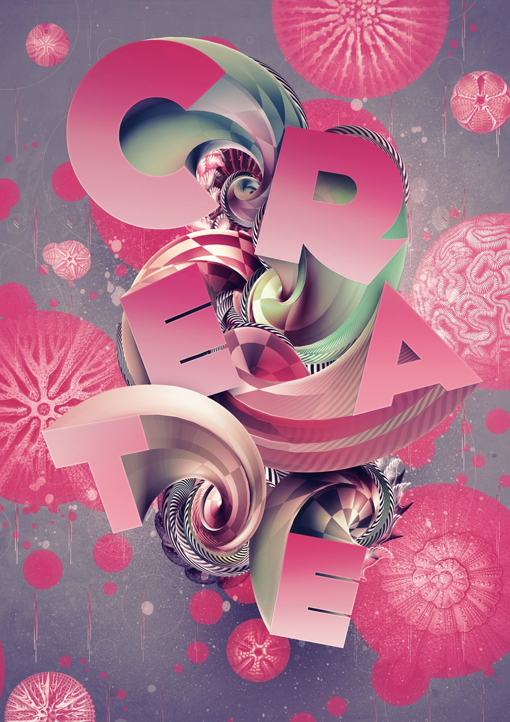 photoshop 3d type create text using tutorials cs5 effects designs tutorial digital graphic typography poster effect creative collection creating arts