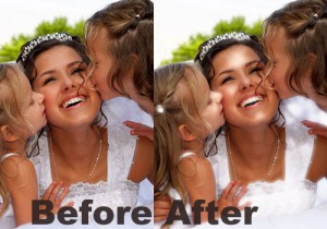 High Key Glow Effect In Photoshop